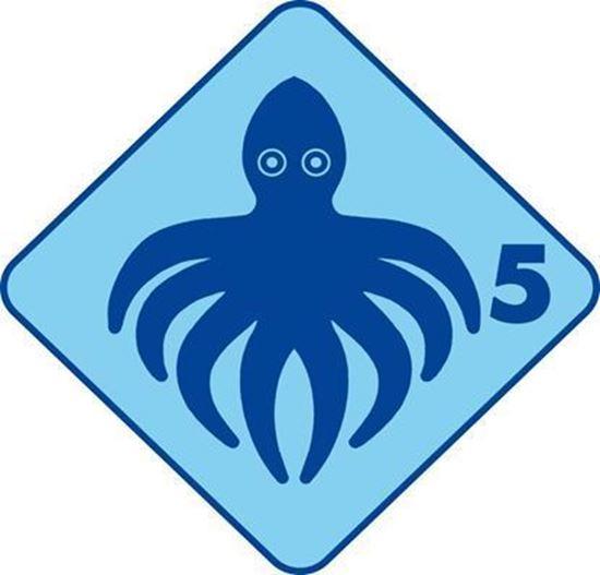 Bild von Kinderschwimmkurs Tintenfisch