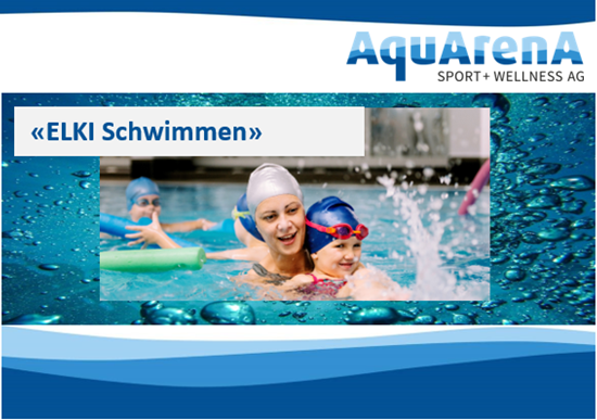 """Bild von """"ELKI"""" Eltern- und Kinderschwimmen"""