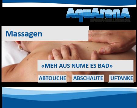 Bild für Kategorie Massage