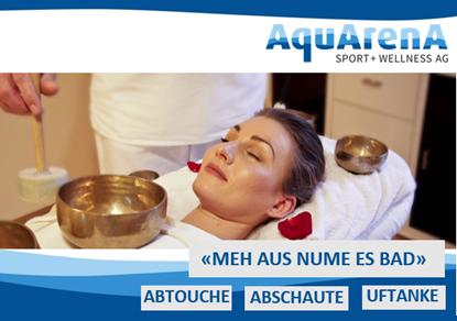 Bild von Klangschalen Massage
